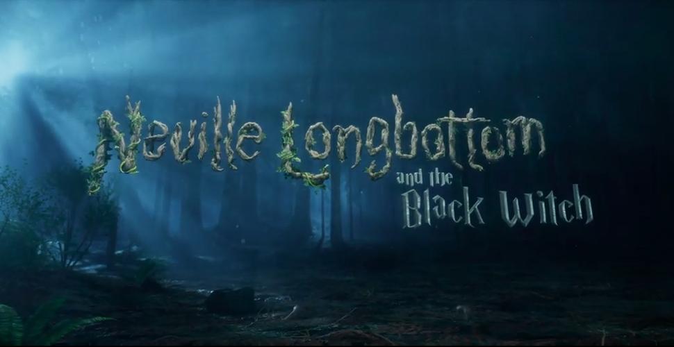 Neville Longbottom i Czarna Wiedźma